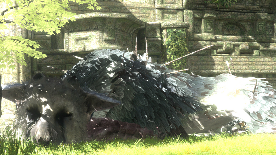 The Last Guardian Preview Trico01-thumb-960x540-21935