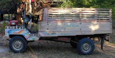 Incredible Thai Etan Trucks Boing Boing