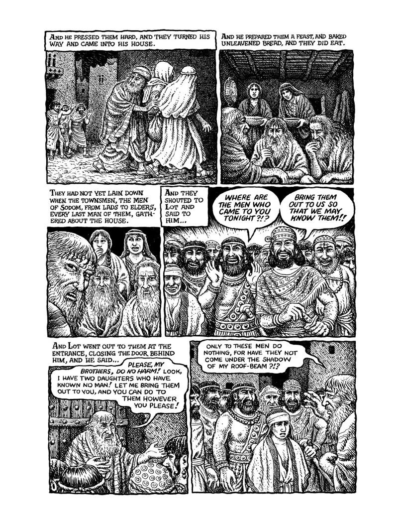 Adam and eve in garden of eden studying genesis chapter 2 - 2 part 1