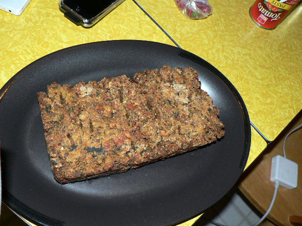Nutraloaf Cruel And Unusual Dinner Boing Boing