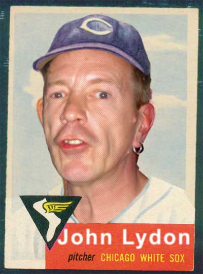 Punk Baseball Cards Boing Boing