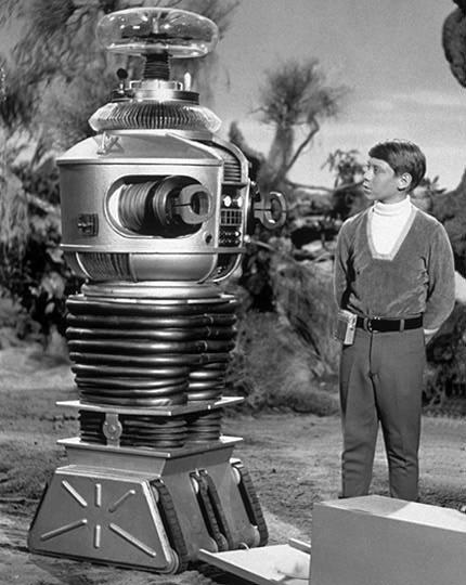 Lost In Space Robot Danger