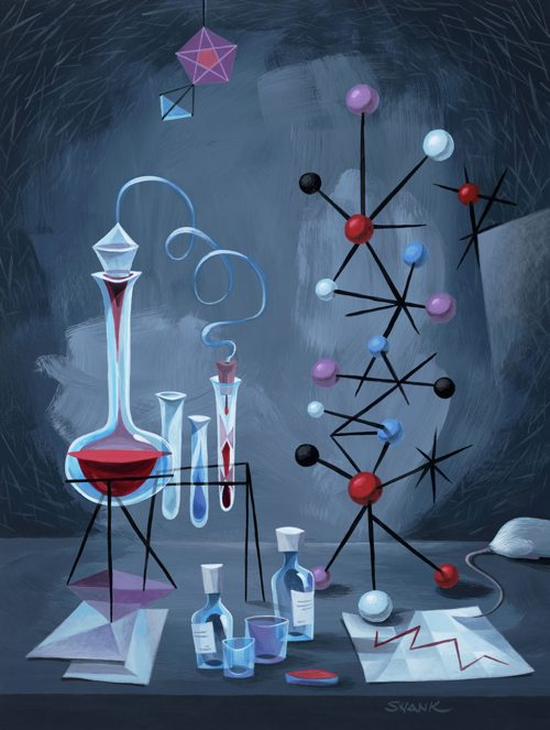 Laboratory Still Life 02 By Don Shank    Boing Boing