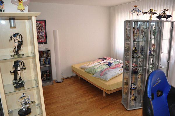 Otaku Apartment Photos Boing Boing
