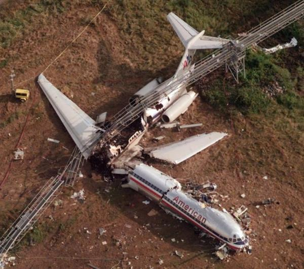 Gallery Of Plane Crash Photos On Wired.com / Boing Boing