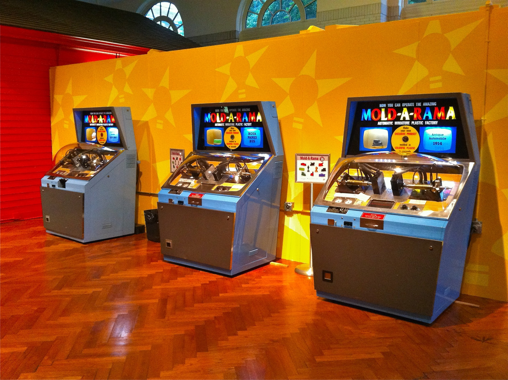 Mold A Rama Machines At The Henry Ford Museum Boing Boing