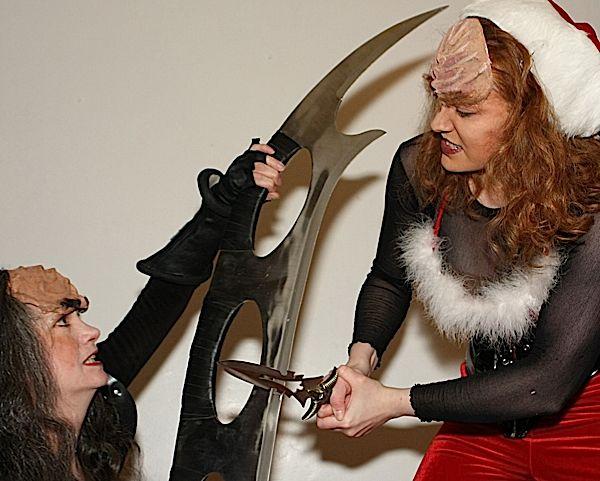 Klingon christmas