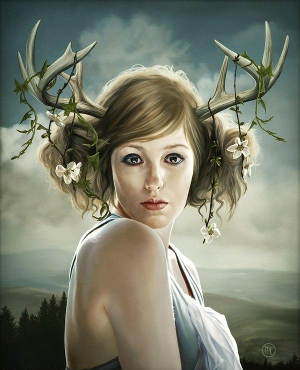 Linda Woods Paintings