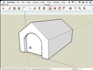 Google sketchup for dummies boing boing Simple 3d design software