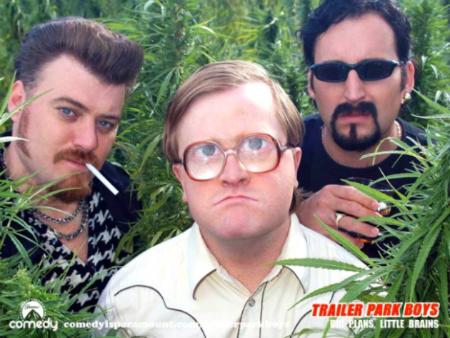 Trailer Park Boys Big Plans