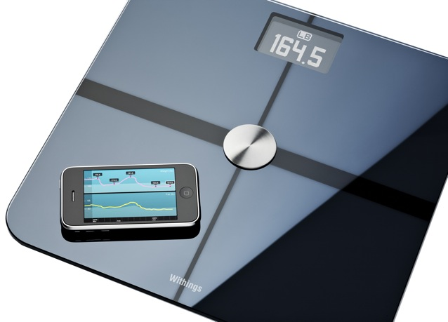 Withings Connected Bodyscale- Hr 5