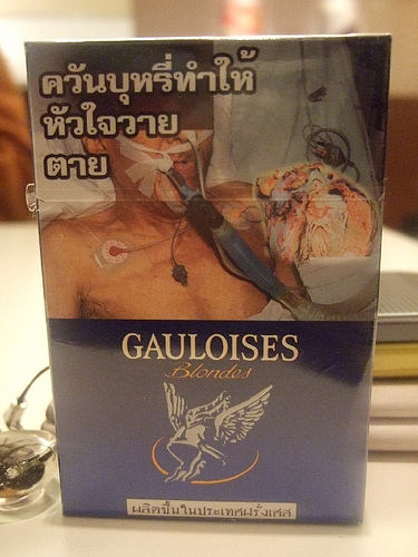 Brands of cigarettes Kool sold in Holland