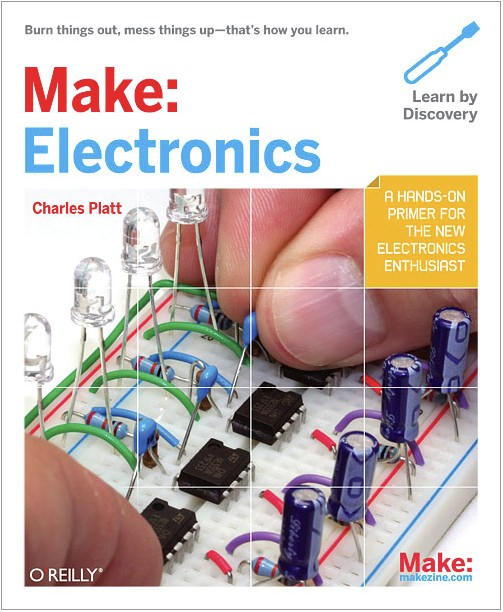 Make Electronics E Book On Sale For 9 95 Boing Boing