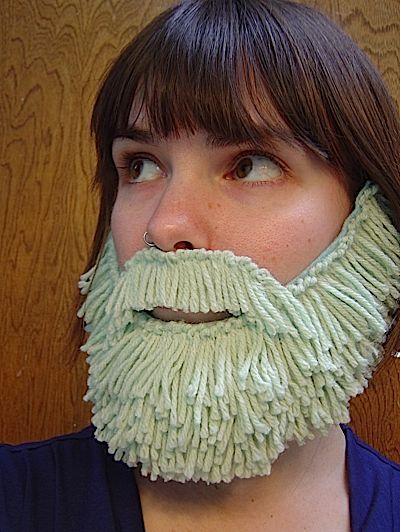 Insta-Beard / Boing Boing