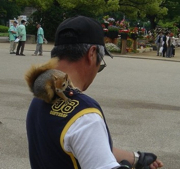 Dude With Squirrel