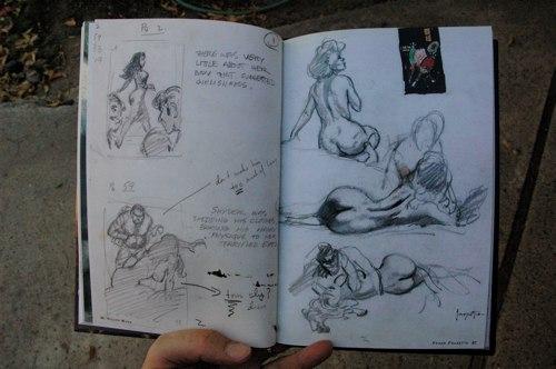 Frazetta-Rough-Work3