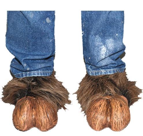 Hoof Shoes Boing Boing