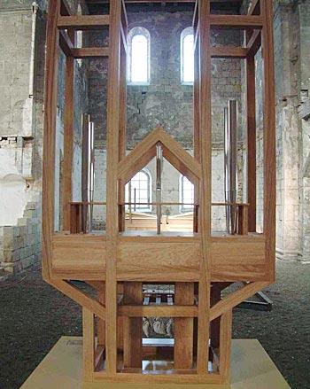 orgelfrontal