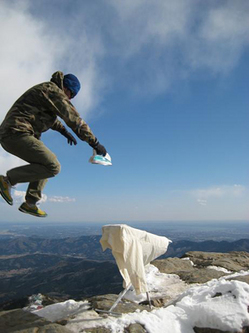 Extreme Ironing An Adventure Sport For People Who Like Laundry Boing Boing