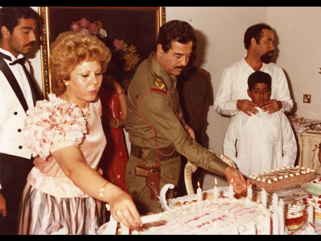 Saddam Hussein S Private Photo Album Boing Boing