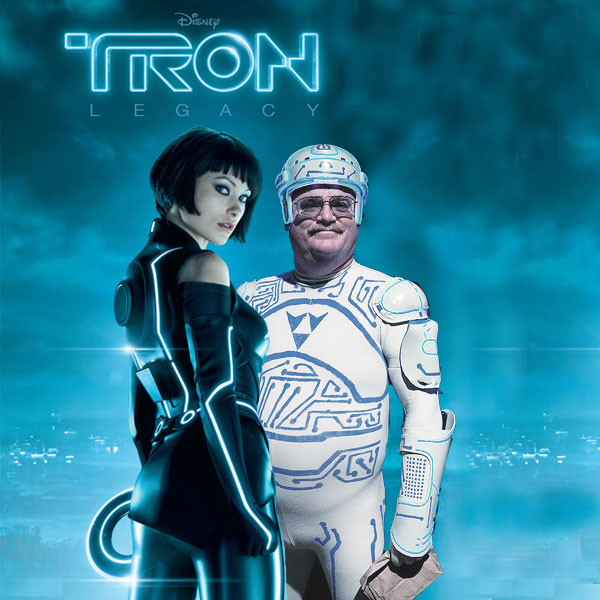 Disney's Tron Legacy from BoingBoing.net