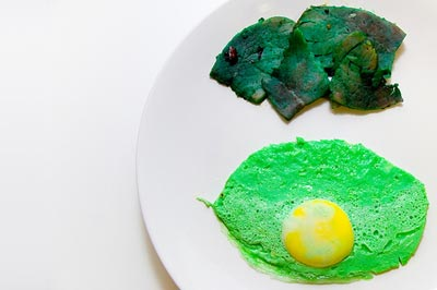 HOWTO make Green Eggs and Ham / Boing Boing