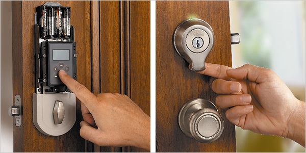 Biometric Door Lock Security Systems