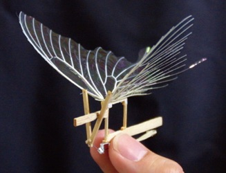 Artificial Butterfly For Studying Insect Flight Boing Boing