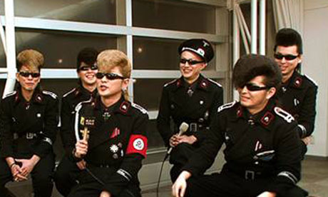 Outrage at Japanese boy band's outfits / Boing Boing