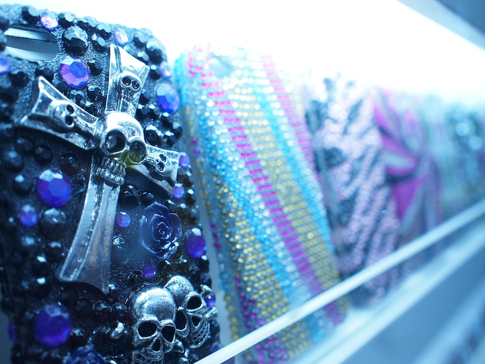 2011s Blingiest Cell Phone Covers