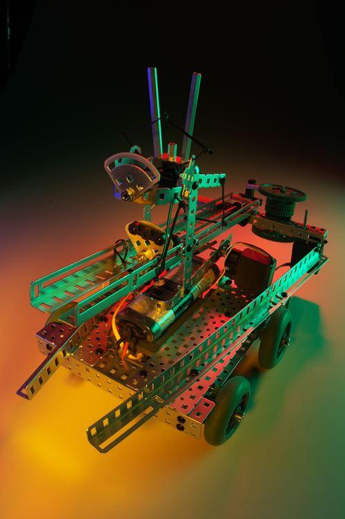 Radioshack U0026 39 S Vex Robotics System
