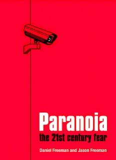 Kniha Paranoia
