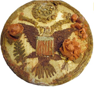 David Attenborough Cake Decoration