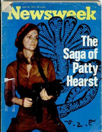 Newsweek - April 29, 1974 - Patty Hearst