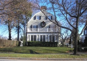 Amityville Horror home for