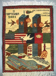 Afghan War Rugs In Smithsonian Boing Boing