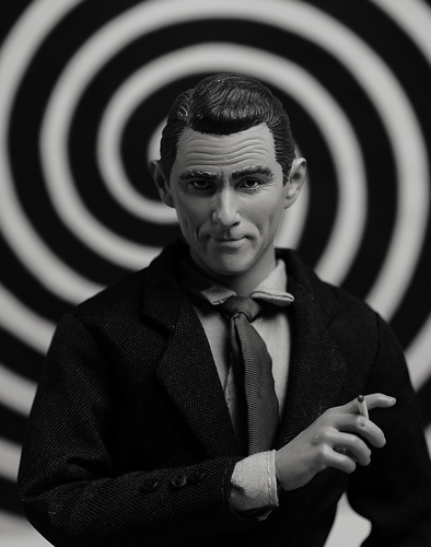 Rod Serling Action Figure Boing Boing