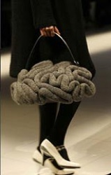 Brain bag - Boing Boing :  wool women bags accessories