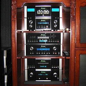 Gorgeous Mcintosh Home Theater Boing Boing