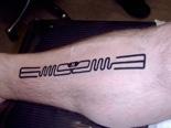 Quadratic Formula Tattoo