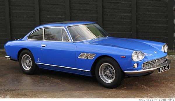 Money 2011 01 12 Autos John Lennon Ferrari John Lennon Ferrari.Top-1