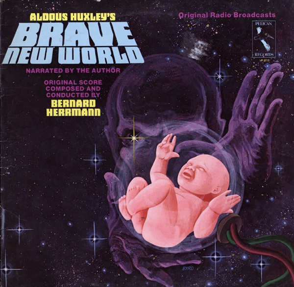 Brave New World front cover