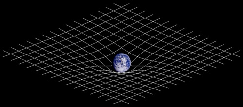 Wikipedia Commons 2 22 Spacetime Curvature