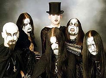 Corpse Paint Funny