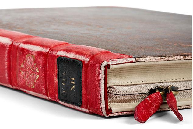 BookBook - чехол для Macbook Air (4)