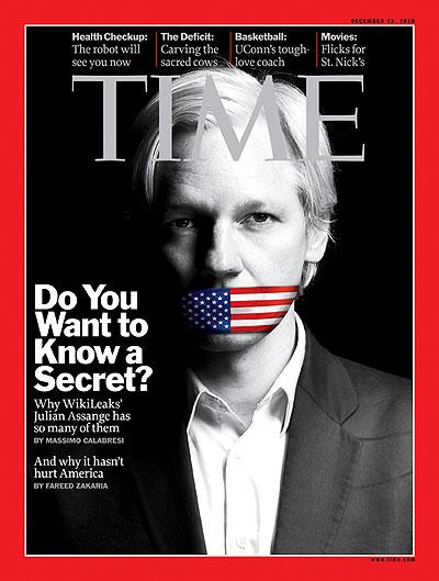 Wikileaks - Julian Assange - counter-intelligence - cyber security Cg