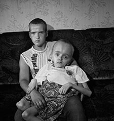 essay about chernobyl mutation The accident at the chernobyl nuclear power plant in ukraine has been  birth  defects or other disorders, though the actual level of radiation.