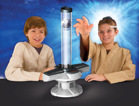 "Star Wars Force Trainer. Uncle Milton's $80 Force Trainer ""fulfills a"