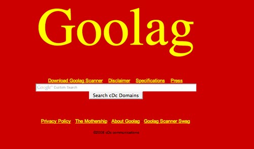 Goolag Org Cdc S New Web Data Auditing Tool Launches