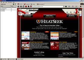 Heatseek launches: a booty-browser for perusing porn.